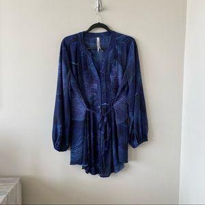 MELISSA MCCARTHY SEVEN7 Classic Pintuck Shirt